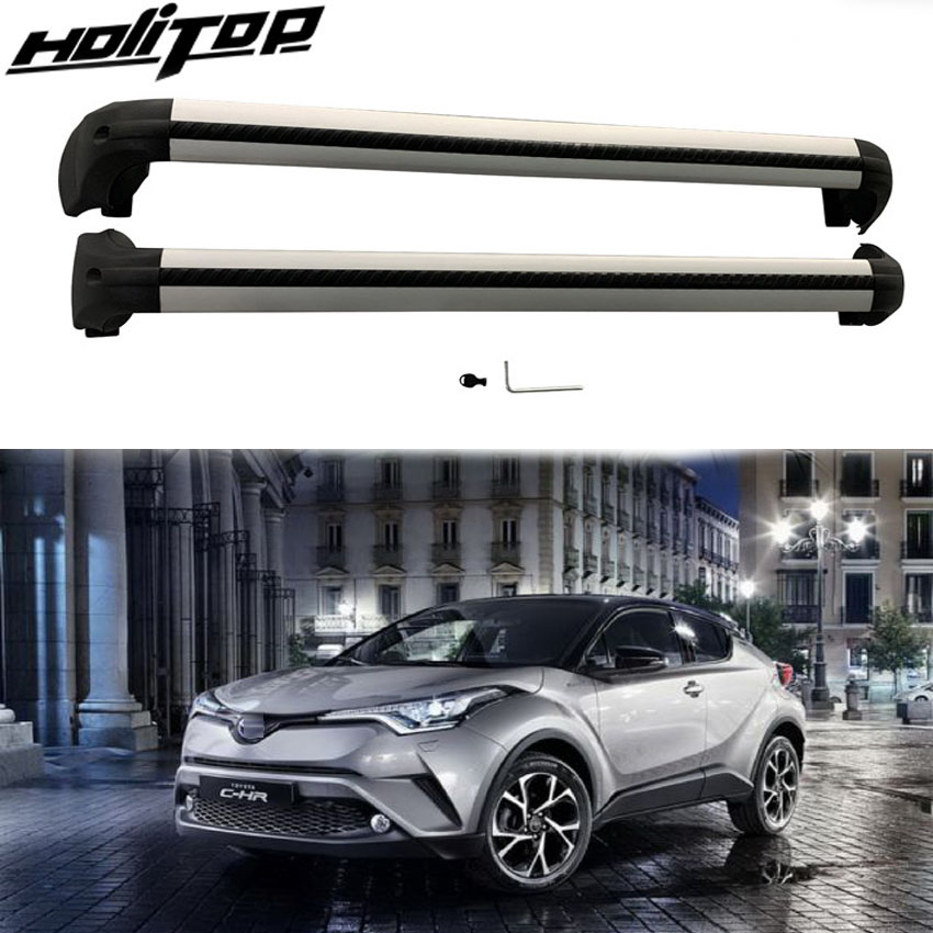 Hottest luggage bar roof rack bar for Toyota CHR C HR 2018 2019 from ISO9001 quality