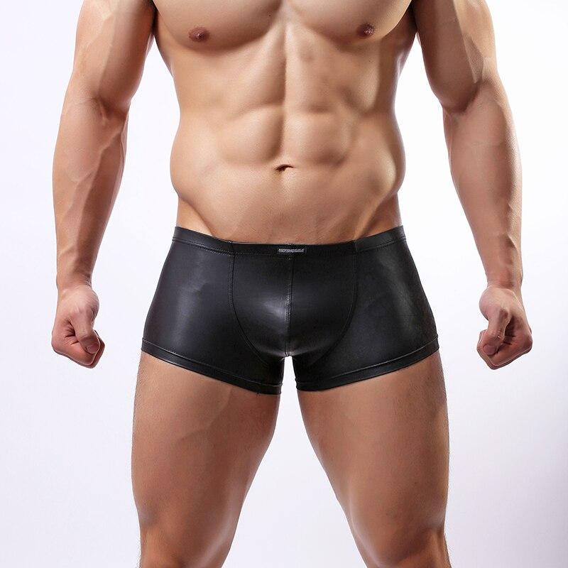 Mens Underwear Lollipop Unicorn Boys Boxer Brief