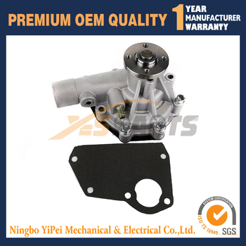 WATER PUMP FOR MITSUBISHI FORKLIFT FD20 FD25 S4S 32A45-00022 32C45-00023