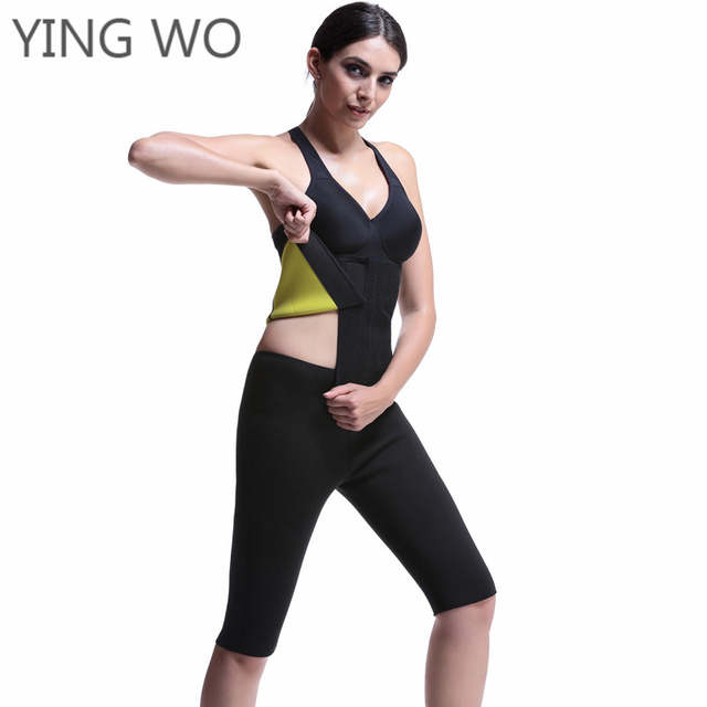 16354fc8c9 placeholder Black Neoprene Thermal Waist Cincher Belt Hot Shaper Waist  Trainer Belt Postpartum Tummy Trimmer Shaper Slimming