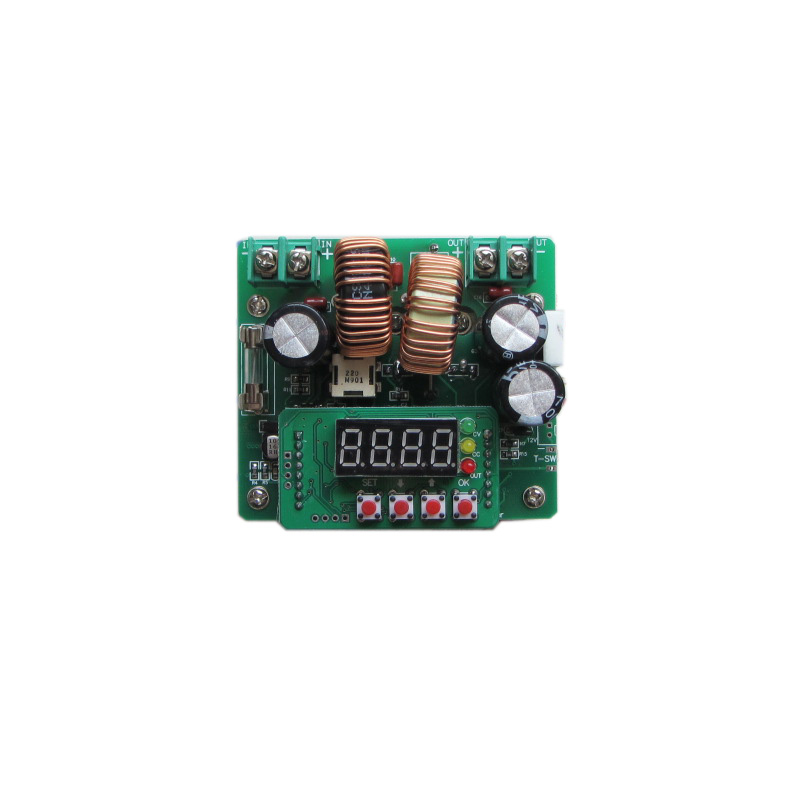 Free Shipping CNC digital display DC-DC DC boost 400W constant voltage constant current
