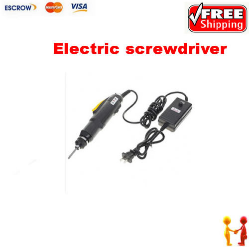 High quality Electric screwdriver DS-2801 / direct-current power supply / straight plug in / 1000 RPM / hot sale!