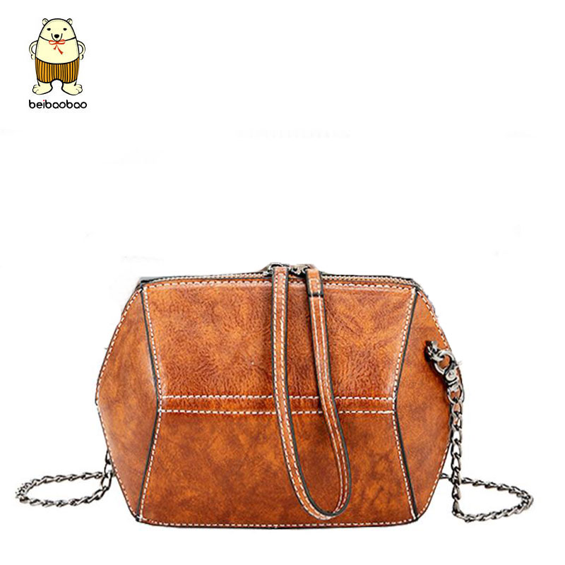 Beibaobao Messenger Bags for Women Chain Crossbody Bags Fashion Handbags PU leather lady Shoulder Bags Mini Female Bolsas a3848 2017 hot fashion women bags 3d diamond shape shoulder chain lady girl messenger small crossbody satchel evening zipper hangbags