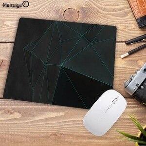 Image 3 - Mairuigeビッグプロモーション幾何快適小さな速度マウスマットゲーム格安マウスパッド 180 × 220 × 2 ミリメートルスモールマウスパッド
