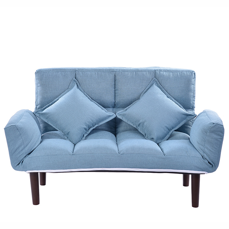 Modern Armchair Sofa Bed 5 Angle Adjustable Reclining Back And Arm Living  Room Furniture Home Small Double Sofa Chair Recliner In Living Room Sofas  From ...
