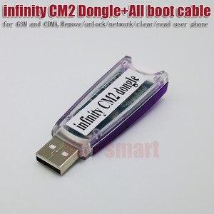 Image 5 - 100% 無限大CM2ボックスドングル + umfすべてブーツケーブルgsmとcdma、削除/ロック解除/ネットワーク/クリア/リードユーザーの電話