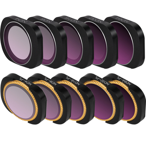 Image 1 - For DJI OSMO POCKET/2 ND Filter Adjustable NDPL CPL Filters For OSMO POCKET/2 Neutral Density Macro Filters Gimbal Accessories