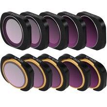Para dji osmo bolso/2 nd filtro ajustável ndpl cpl filtros para osmo bolso/2 densidade neutra macro filtros cardan acessórios