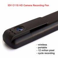 Wireless Wifi Mini Camera Micro Candid 1080P HD Video Camcorder Recorder Pen Remote Monitor IR Night