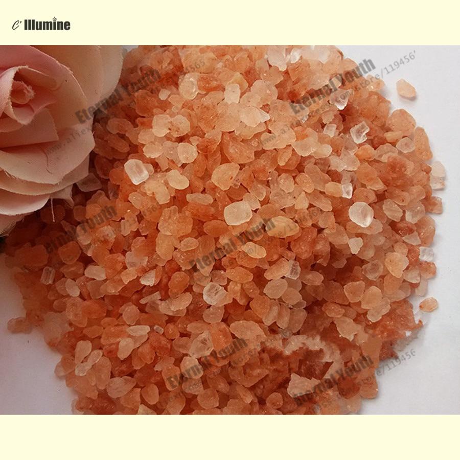 COARSE HIMALAYAN CRYSTAL PINK SALT 3-5mm GOURMET KOSHER NATURAL PURE BULK