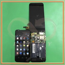 In Stock 100% Tested NEW 4.5″ Display For ZTE Grand Era U985 V985 LCD Screen With Touch Panel Digitizer+tracking number