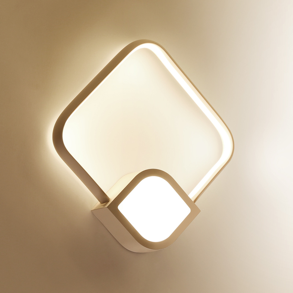 Modern led wall lamp bedroom bedside lamp personality creative staircase aisle corridor wall lamp living room lamp LM4111536Modern led wall lamp bedroom bedside lamp personality creative staircase aisle corridor wall lamp living room lamp LM4111536