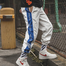 Men jogger pants student 2019 new arrival spring and autumn thin fashion male ankle-length hot sale Korean style n23