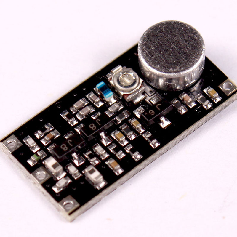 FM Transmitter Module Radio Microphone Wireless Microphone Module for Arduino