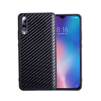 For Xiaomi MI 9 9SE Mi9 Transparent Phone Case Fitted Leather Case Men Women Fashion Business WaterProof Dirt resistant