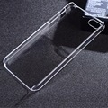 Fina e transparente limpar back hard case capa da pele para a apple para iphone 5 5s promoção