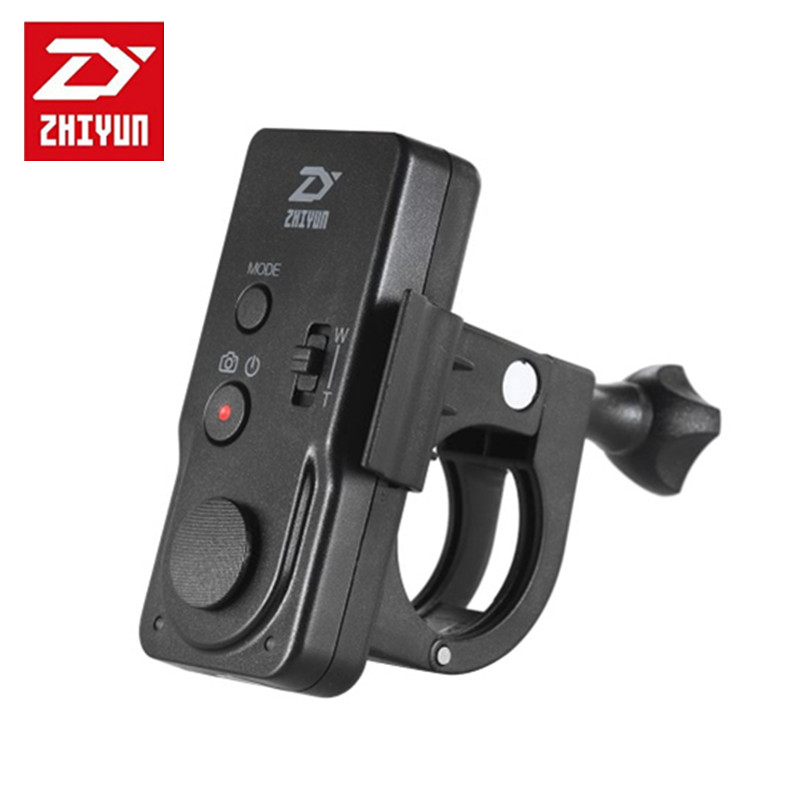 Original Zhiyun ZW-B02 Wireless Remote Control for Zhiyun Rider-M Crane Crane-M Smooth-2 Smooth-3 Smooth-Q Gimbal Stabilizer zw 689 в москве