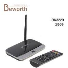 3PCS Q7 (CS918 MK888) Smart TV Box K-R42 MK918 MK888B Android 5.0 RK3229 Cortex-A9 HDMI Player 2G/8G Antenna Ethernet Mini PC