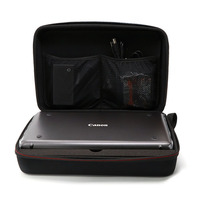 New EVA Hard Bog Travel Carrying Storage Box Cover Case for Canon PIXMA iP110 Wireless Mobile Printer with Battery Attached