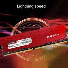 DDR4 masaüstü bellek RAM 4GB 8GB 16GB 2666MHZ DDR4 2400mhz U-DIMM PC4-19200 288 pin olmayan ECC bellek RAM GB bellek parlayan