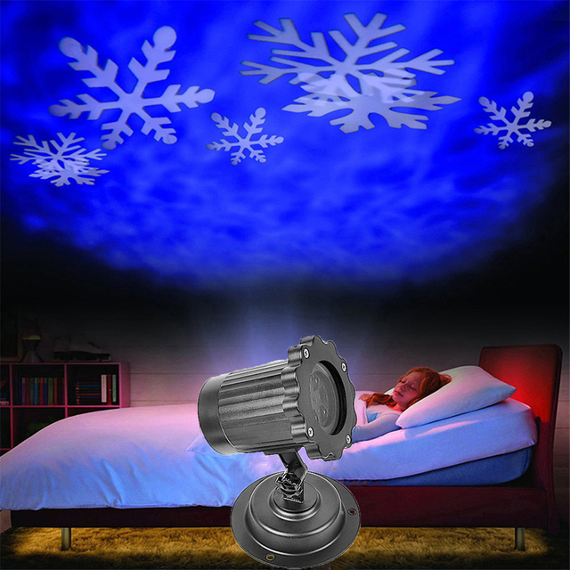 Free Shipping IP65 Waterproof Projector Christmas Light, Led Projector  Christmas Light Outdoor, Halloween Light