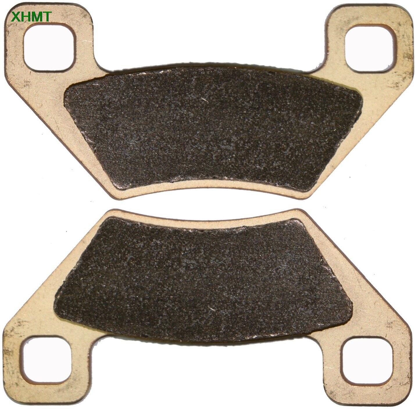 Cyleto Front /& Rear Brake Pads for ARCTIC CAT 700 EFi 4x4 Auto LE Utility M4 TRV LE SE Cruiser 2006 2007 2008 2011