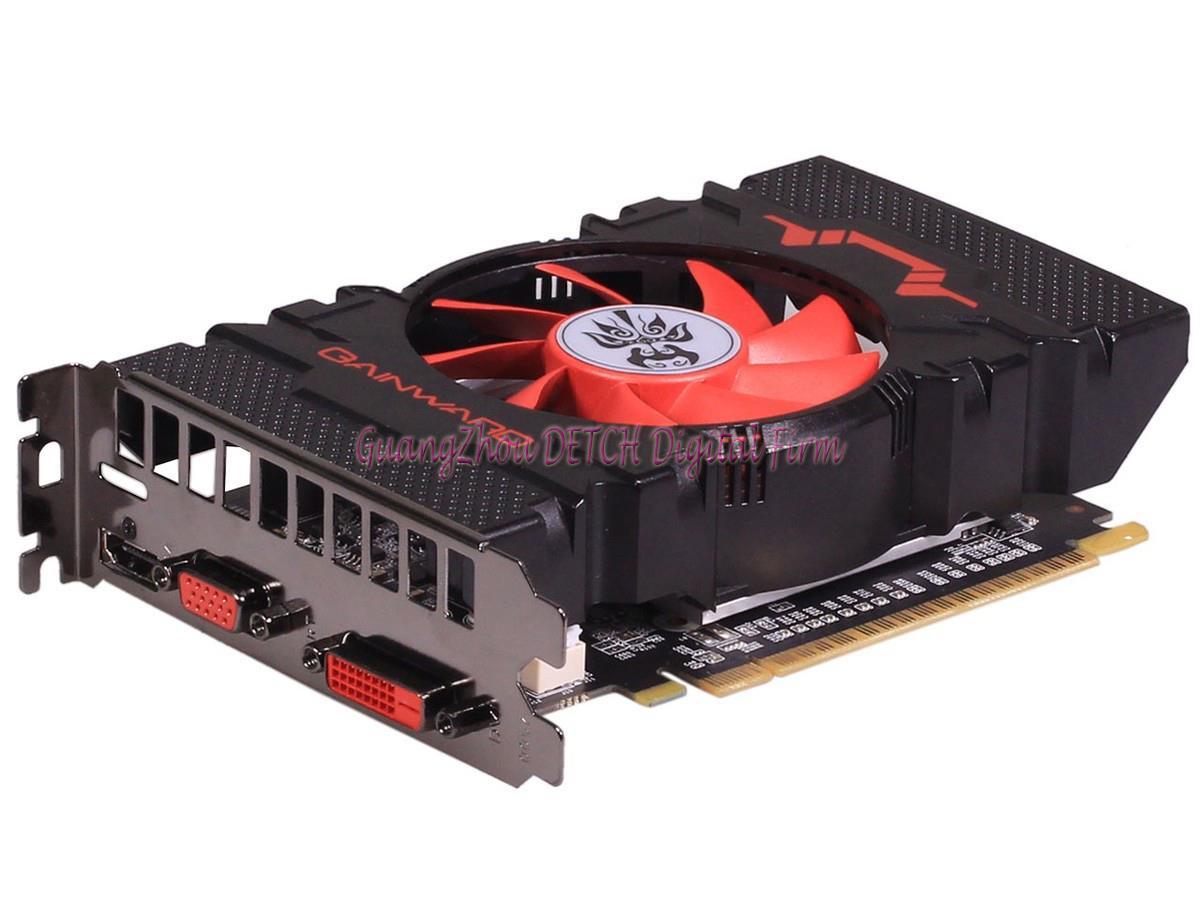 GT730 2G desktop computer host Zhao D5 64bit graphics card