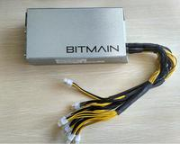 Original Antminer 6PIN 10 Antminer APW3 12 1600 A3 1600w Power Supply BITMAIN APW3 PSU Series