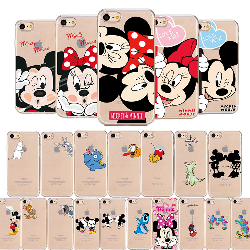 iphone xs max case silicone cartoons