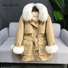 Parka Jacket Winter Coat