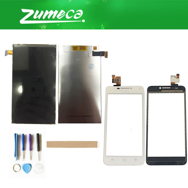 5.0 Inch For Huawei Ascend G630 G630-U10 G630-U20 LCD Display Screen +Touch Screen Digitizer White Black Color With Tape&Tool5.0 Inch For Huawei Ascend G630 G630-U10 G630-U20 LCD Display Screen +Touch Screen Digitizer White Black Color With Tape&Tool