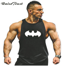 New fashion cotton sleeveless shirts tank top men Fitness shirt mens singlet colete Bodybuilding Plus size gyms vest Bodybuildin