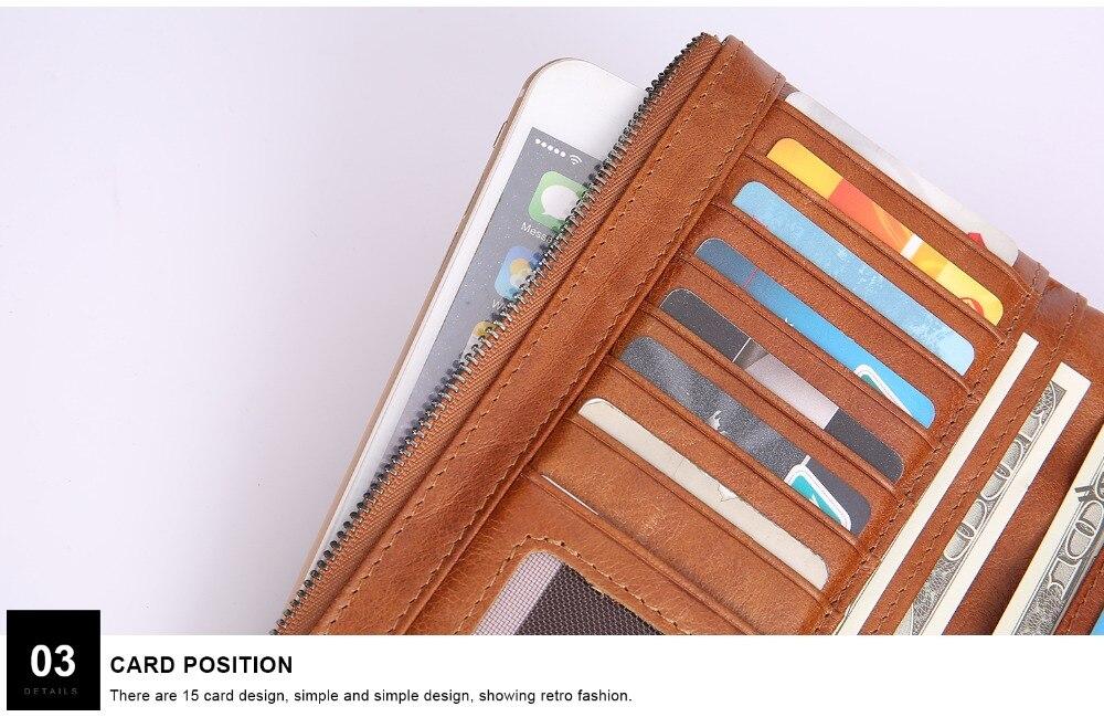 2072--Genuine Leather long Women Wallet-Casual Clutch Wallets_01 (28)