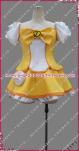 Pretty Cure,Precure Kise Yayoi Cosplay Costume Custom Any Size 1171(China)