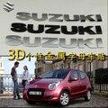 304 tampa da cabeça da máquina de aço inoxidável antes da conversão carta rotulagem etiqueta estilo Do Carro da frente para Suzuki Vitara 2016