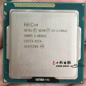 Image 2 - معالج انتل سيون E3 1240 v2 8M كاش 3.40 GHz SR0P5 LGA1155 E3 1240 v2 CPU