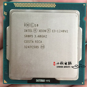 Image 2 - Intel Xeon E3 1240 v2 8M Cache 3.40 GHz SR0P5 LGA1155 E3 1240 v2 CPU Processor