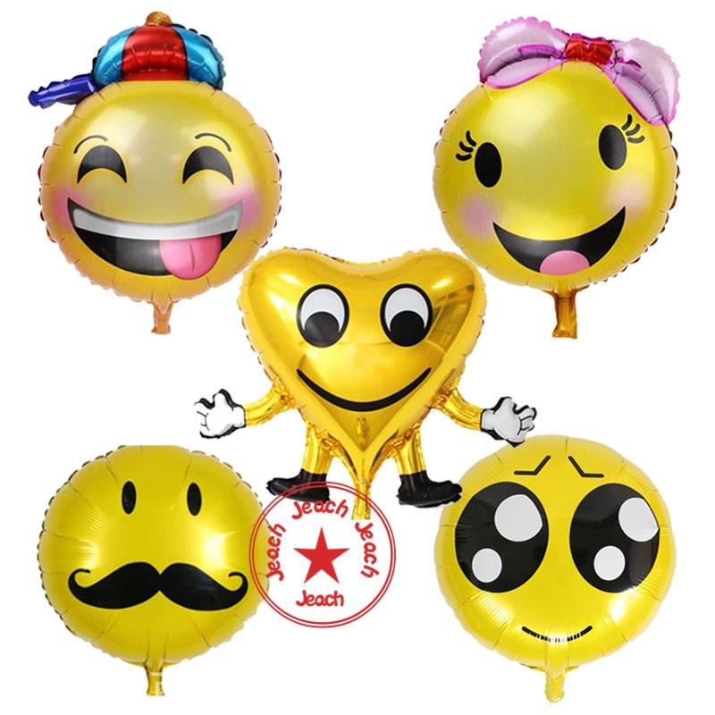 Smiley Balloon Decoration Wedding Party Emoji