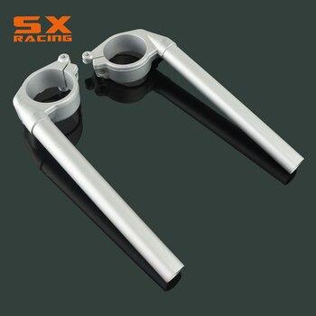 Motorcycle Adjustable Clip On Ons Handle Bar Handlebars Fork Tube For YAMAHA YZF-R1 YZFR1 YZF R1 2004-2008 06 07 08 09 10