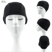 Elastic Long Hair Sports Cap