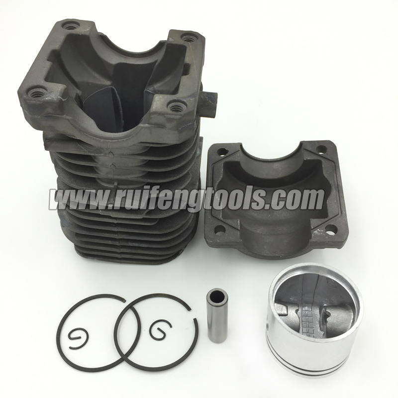 chainsaw cylinder and piston assy fit for Partner 350 cylinder kits chain saw spare parts 41 1mm 350 cylinder
