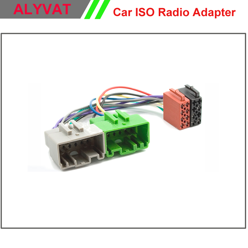 Car Stereo ISO Wiring Harness For Volvo S40 V40 S70 V70 S60 S80 Auto Radio Adapter car stereo iso wiring harness for volvo s40 v40 s70 v70 s60 s80 volvo wiring harness connectors at eliteediting.co