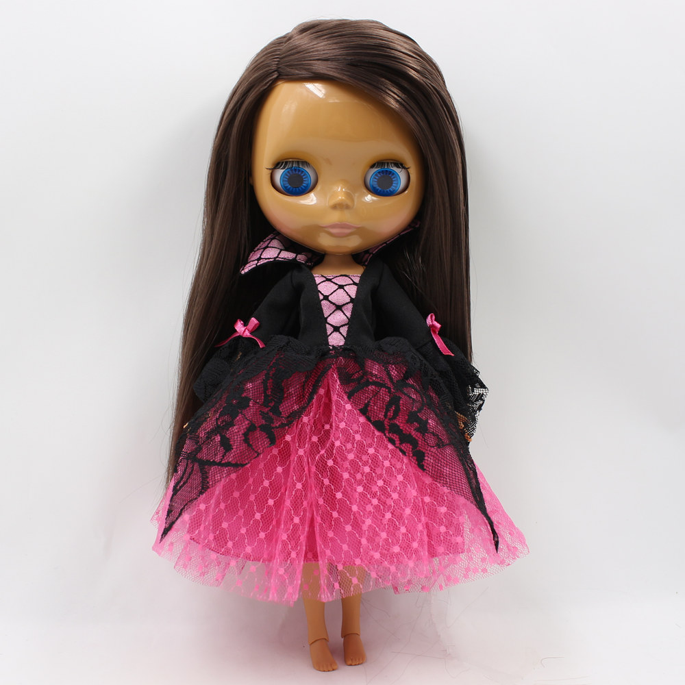 Neo Blythe Doll Halloween Clothes Vampire Dress 1
