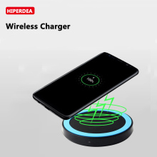 Qi Wireless Charger Fast For iPhone 8 Plus X XS MAX XR Wirel