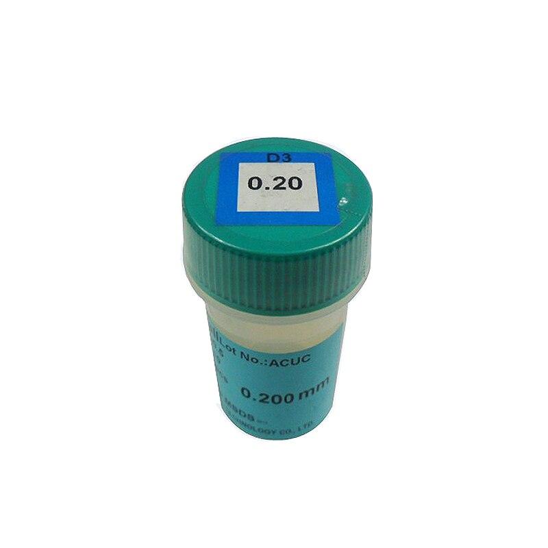 BGA solder ball 250K leaded tin solder balls for BGA reballing stations pmtc 250k 0 65mm leaded free bga solder ball for bga repair bga reballing kit bga chip reballing