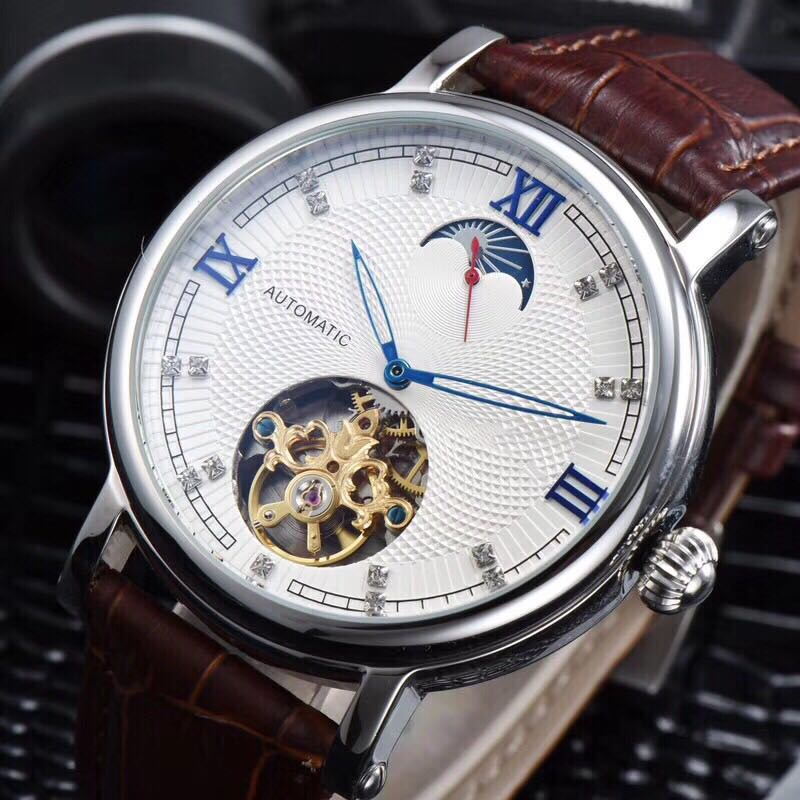 Mens Watches Top Brand Runway Luxury European Design Automatic Mechanical Watch S0961 цена и фото
