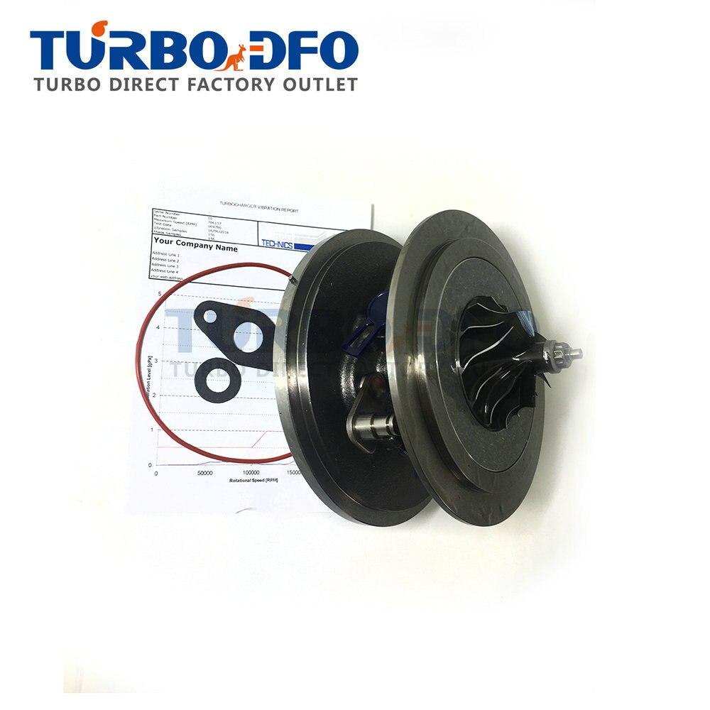 ためボクソール記章アストラ Zafira 160HP 2.0 CDTI A20DTH ターボチャージャーコア 786137 0001 タービン 786137 5860381 カートリッジバランス - TurboDFO Store
