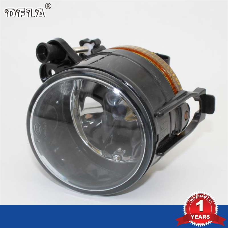 Car Light For VW Golf 5 V MK5 Varaint 2004 2005 2006 2007 2008 2009 Car-Styling Fog Light Fog Lamp Halogen Right Passenger Side for vw golf 5 2004 2005 2006 2007 2008 2009 high quality 9 led left side front fog lamp fog light