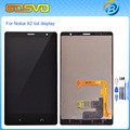 High quality Replacement LCD Display for Nokia x2 lcd display with touch screen digitizer glass assembly+free tools black color