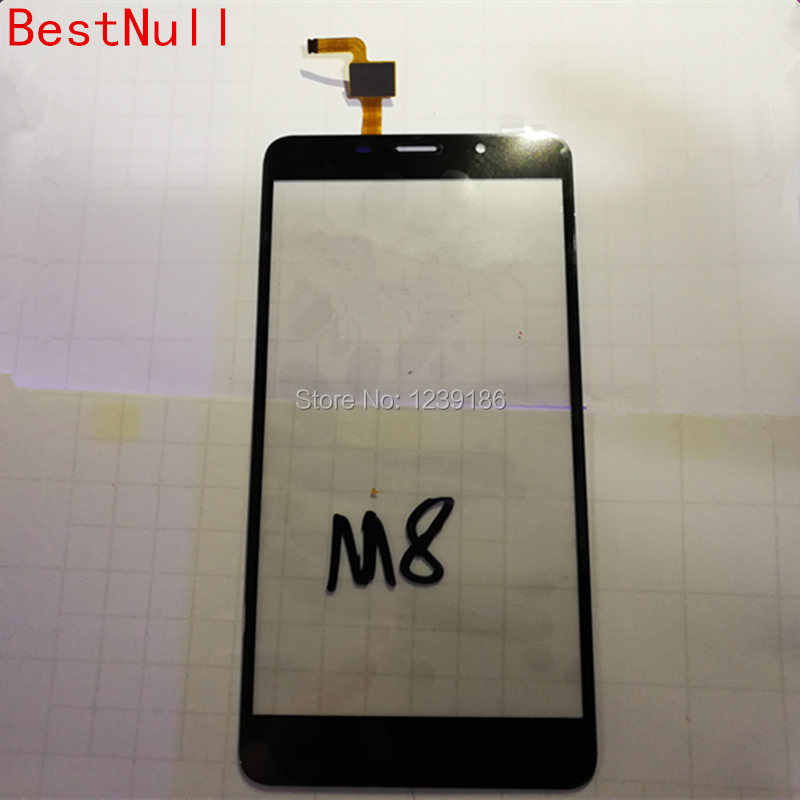 BestNull 5.7 inch Touch Screen Voor Leagoo M8 Touch Screen Digitizer Glas Panel Voor Leagoo M8 pro Touch Sensor Panel